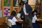 平成27年度体験入学<那珂川中学校>【32】