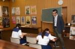 平成27年度体験入学<那珂川中学校>【33】