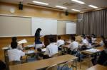 平成27年度体験入学<那珂川中学校>【34】