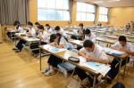 平成27年度体験入学<那珂川中学校>【36】