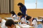 平成27年度体験入学<那珂川中学校>【38】