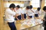 平成27年度体験入学<那珂川中学校>【41】