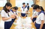 平成27年度体験入学<那珂川中学校>【42】