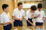 平成27年度体験入学<那珂川中学校>【44】
