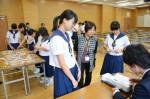 平成27年度体験入学<那珂川中学校>【47】