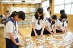 平成27年度体験入学<那珂川中学校>【48】