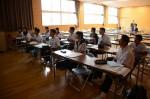 平成27年度体験入学<那珂川中学校>【50】