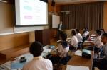 平成27年度体験入学<那珂川中学校>【51】