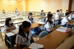 平成27年度体験入学<那珂川中学校>【53】
