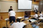 平成27年度体験入学<那珂川中学校>【56】