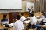 平成27年度体験入学<那珂川中学校>【57】