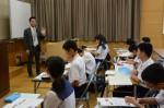 平成27年度体験入学<那珂川中学校>【60】
