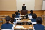 平成27年度体験入学<大野東中学校>【3】