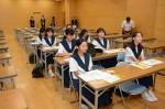 平成27年度体験入学<大野東中学校>【5】