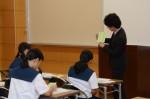 平成27年度体験入学<大野東中学校>【6】