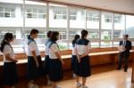 平成27年度体験入学<大野東中学校>【12】