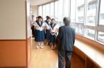 平成27年度体験入学<大野東中学校>【13】