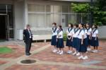 平成27年度体験入学<大野東中学校>【14】