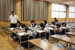 平成27年度体験入学<大野東中学校>【17】