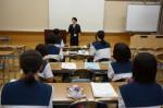 平成27年度体験入学<大野東中学校>【22】