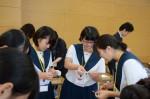 平成27年度体験入学<大野東中学校>【25】