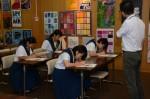 平成27年度体験入学<大野東中学校>【36】