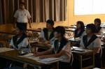 平成27年度体験入学<大野東中学校>【45】