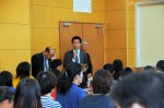 平成27年度筑陽学園中学校第1回体験入学会【4】