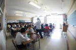 平成27年度筑陽学園中学校第1回体験入学会【8】
