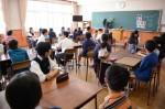 平成27年度筑陽学園中学校第1回体験入学会【20】