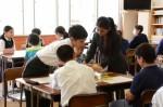 平成27年度筑陽学園中学校第1回体験入学会【26】