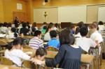 平成27年度筑陽学園中学校第2回体験入学会【4】