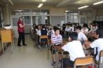 平成27年度筑陽学園中学校第2回体験入学会【8】