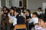 平成27年度筑陽学園中学校第2回体験入学会【11】