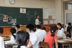 平成27年度筑陽学園中学校第2回体験入学会【18】