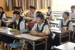平成27年度体験入学<三宅中学校>【9】