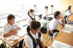 平成27年度体験入学<三宅中学校>【11】