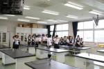 平成27年度体験入学<三宅中学校>【14】