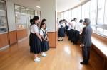 平成27年度体験入学<三宅中学校>【16】