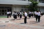 平成27年度体験入学<三宅中学校>【19】