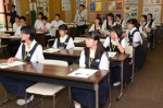 平成27年度体験入学<三宅中学校>【24】