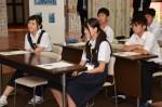 平成27年度体験入学<三宅中学校>【25】