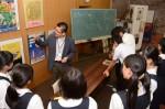 平成27年度体験入学<三宅中学校>【31】