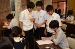 平成27年度体験入学<三宅中学校>【35】