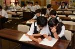 平成27年度体験入学<三宅中学校>【36】