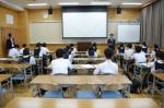 平成27年度体験入学<三宅中学校>【46】