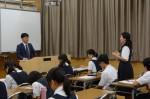 平成27年度体験入学<三宅中学校>【55】