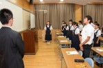 平成27年度体験入学<三宅中学校>【57】