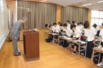 平成27年度体験入学<三国中学校>【7】
