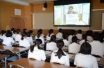 平成27年度体験入学<三国中学校>【9】